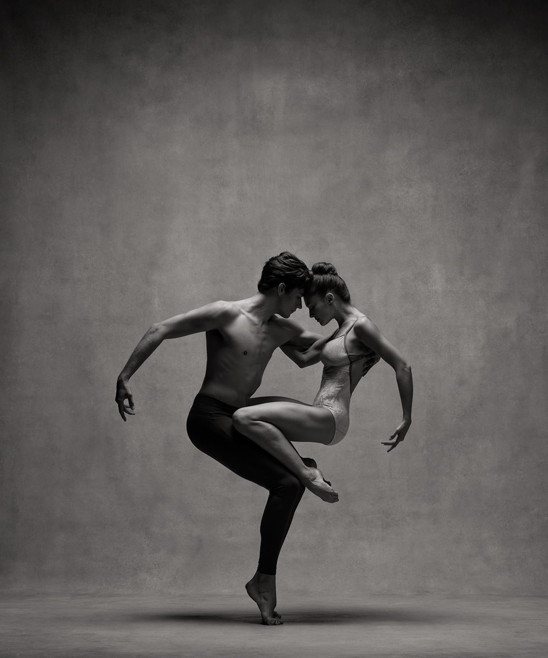 Lauren Lovette, Principal, New York City Ballet and Barton Cowperthwaite, Lar Lubovitch Dance Company