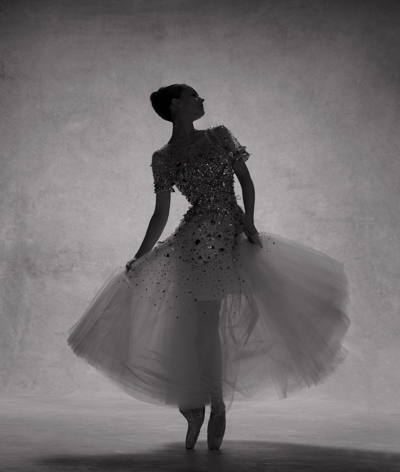 Lauren Lovette, Principal, New York City Ballet, Dress by Oscar de la Renta