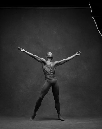 Eric Underwood, Soloist, The Royal Ballet