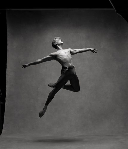 Chase Finlay, Principal, New York City Ballet