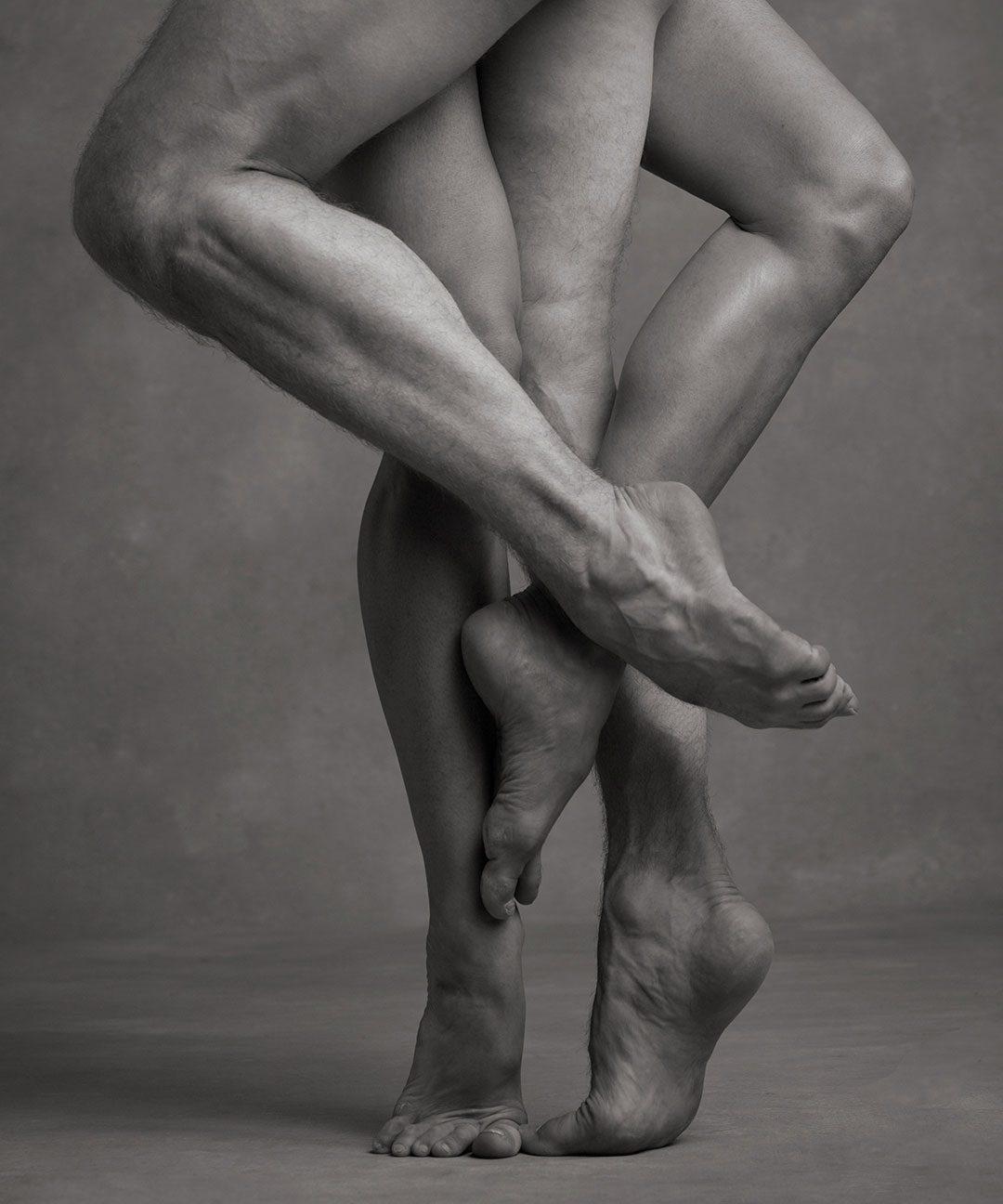 Celine Cassone, Ballets Jazz De Montreal and Daniil Simkin, Principal, American Ballet Theatre
