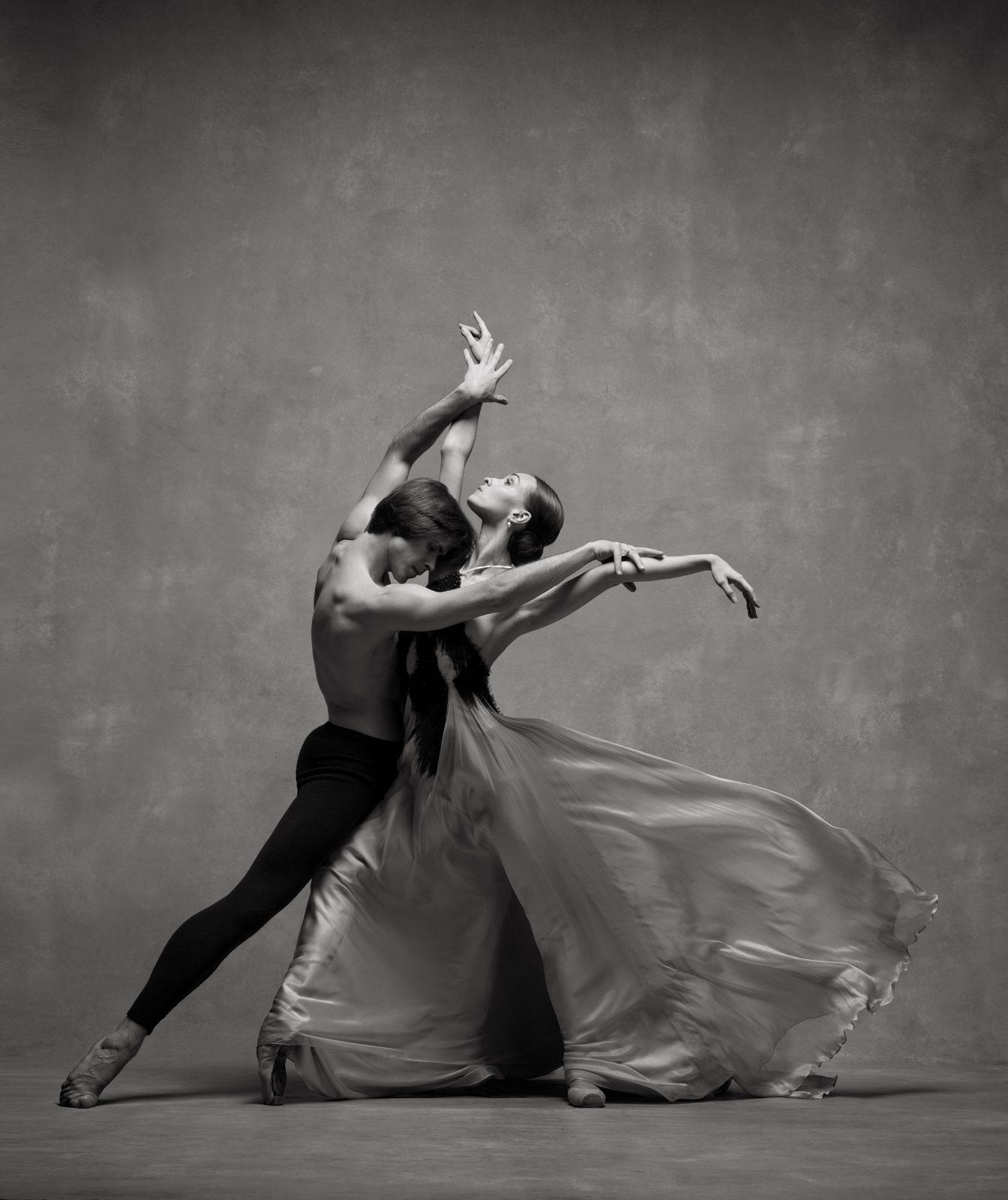 Artem Ovcharenko and Olga Smirnova, Principal dancers, Bolshoi Ballet