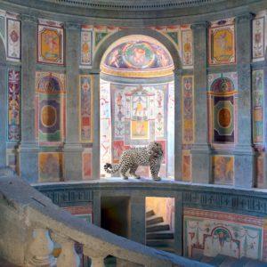 The Winds of Change, Villa Farnese, Caprarola (Metamorphoses)