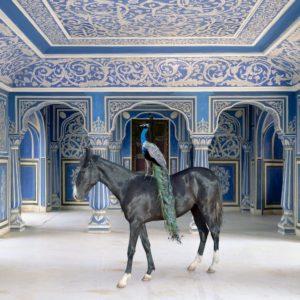 Sikander's Entrance, Chandra Mahal, Jaipur City Palace, Jaipur