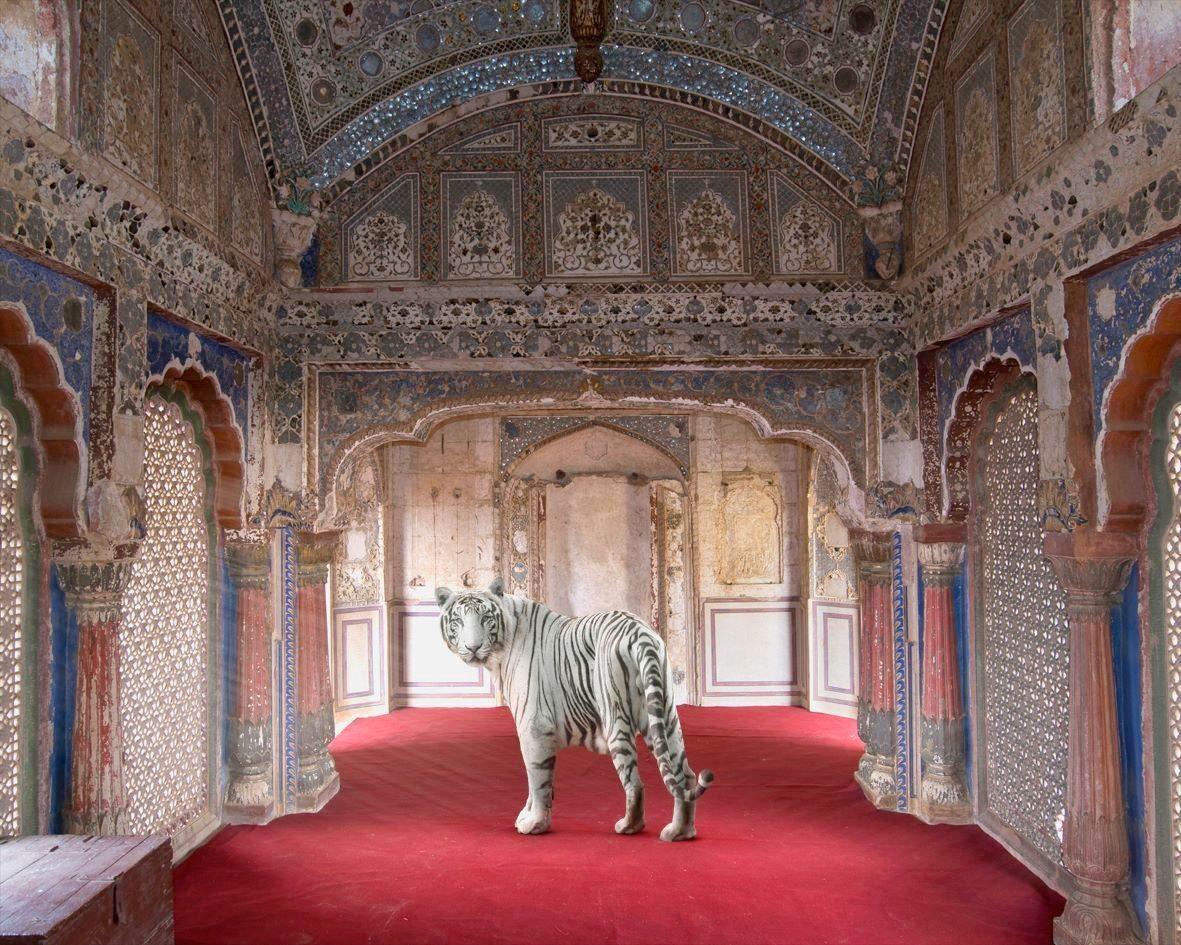 The Divine Heritage of the Yadavas, Sheesh Mahal, Karauli City Palace
