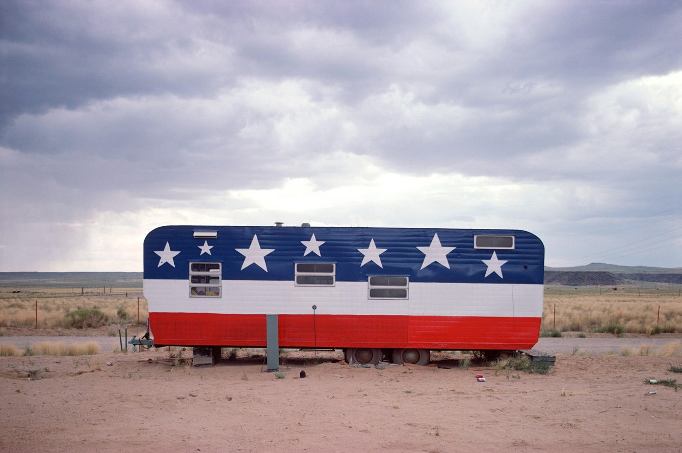 Trailer, New Mexico