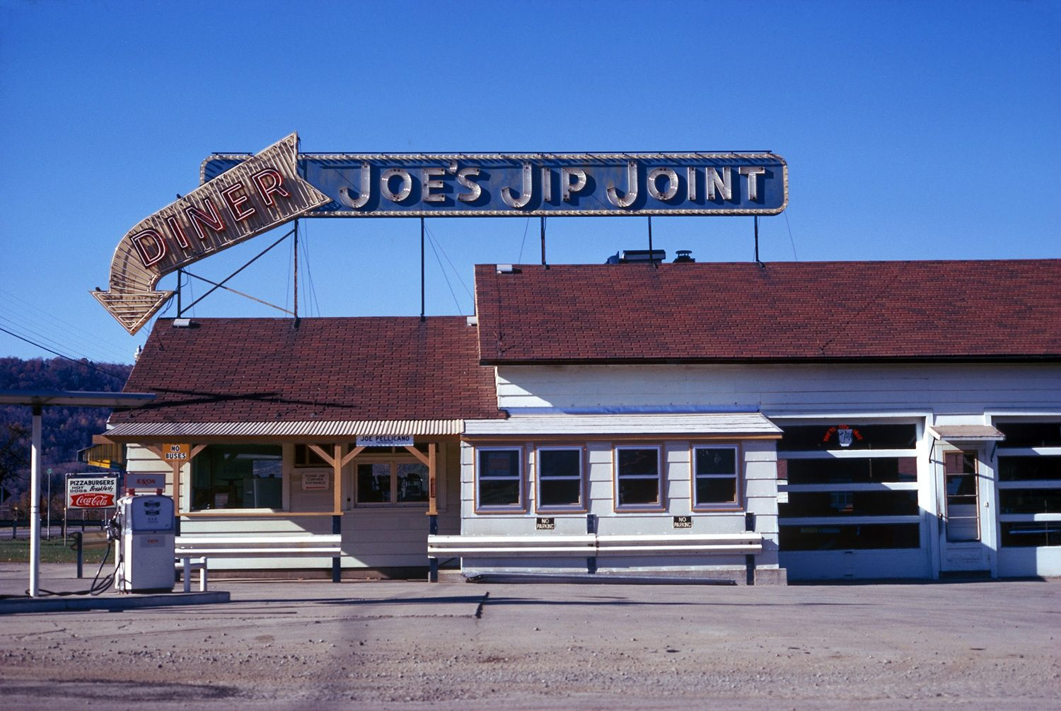 Joe's Jip Joint, Arizona