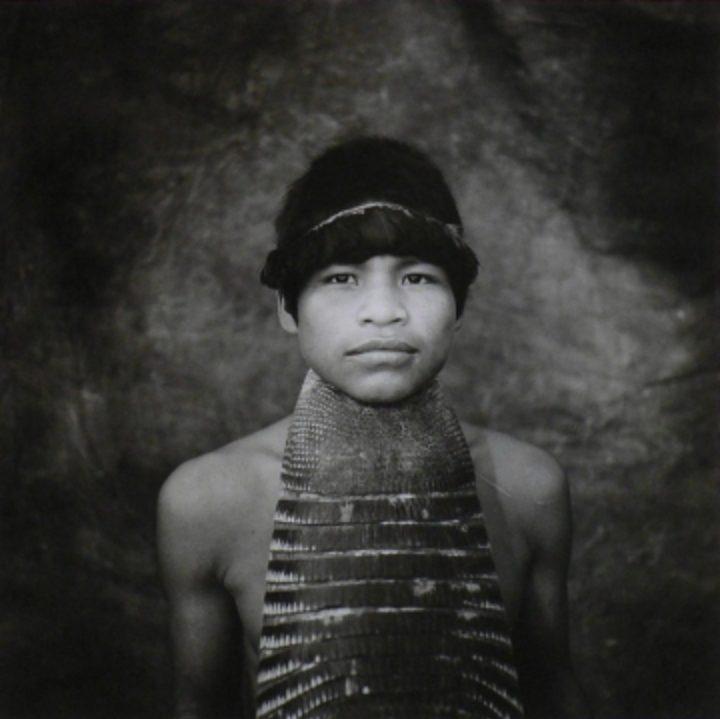 Jóven Mashiguenga, Manu, Madre de Dois, Peru
