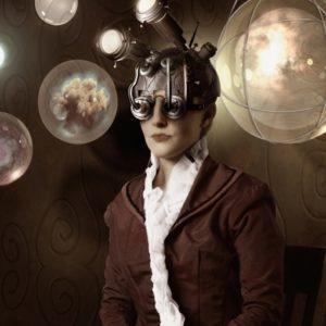 Headmistress Academy of Astrophenomenon - Amelia Zola