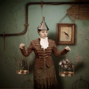 A Confluence of Arbitrary Ideas