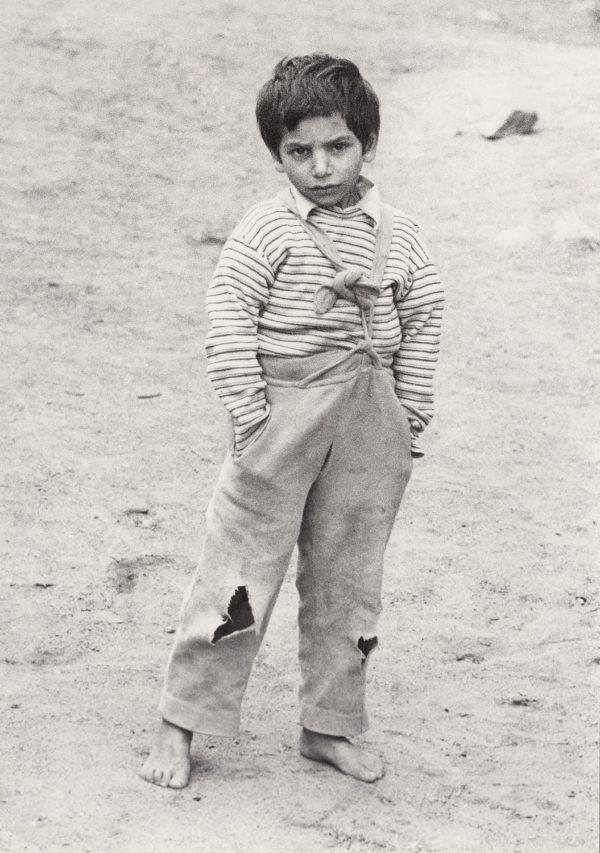 Gypsy Boy from Vil. Vetrn, Bulgaria