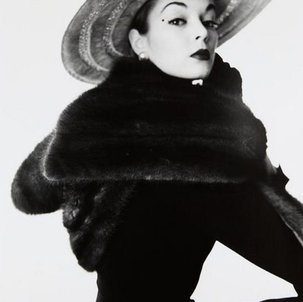 Dior Fur Scarf (Jean Patchett), New York