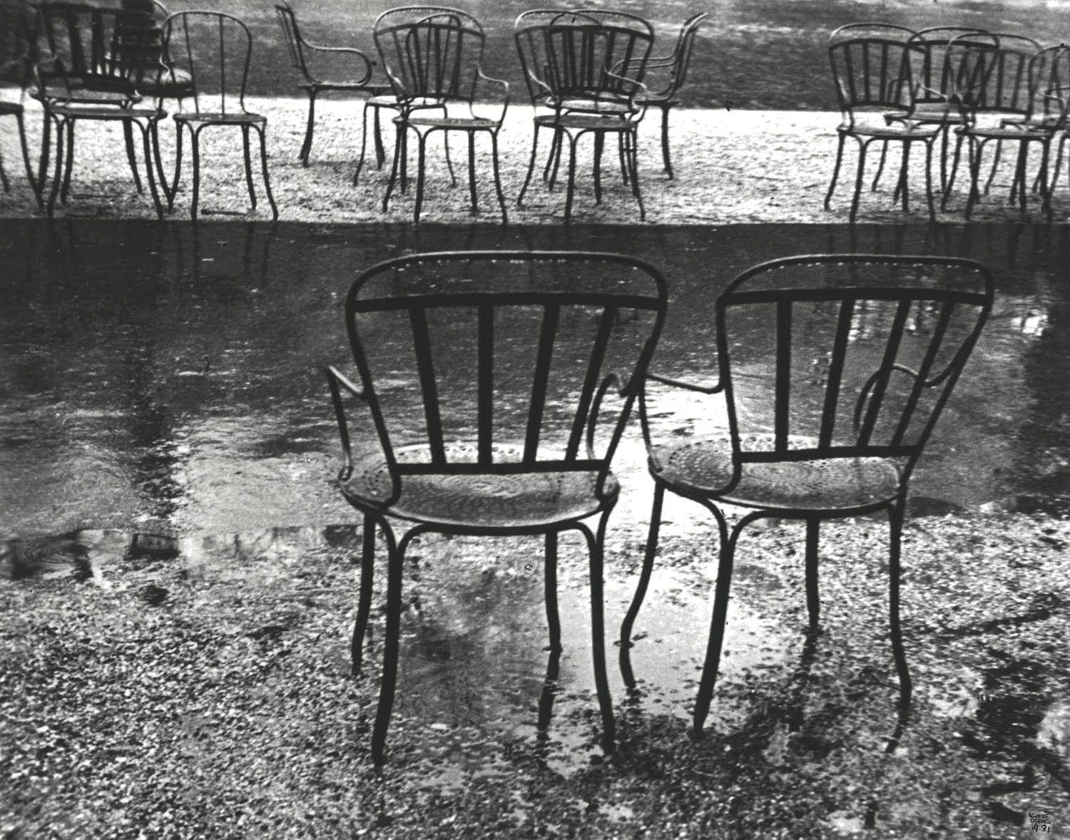 Chairs, Paris, Champs Elysses