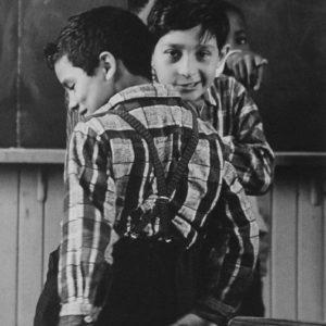 Three Boys, PS105, New York