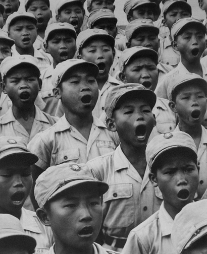 Formosa's Boy Battalion