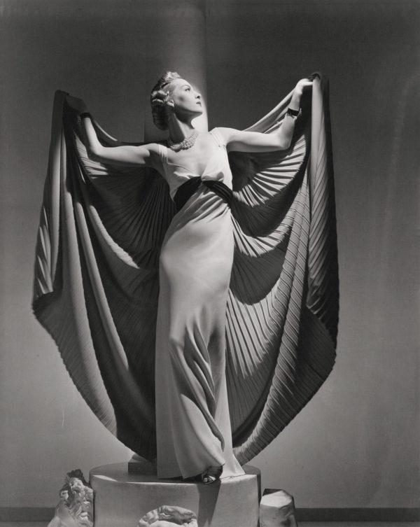 Helen Bennett, (Cape Dress)