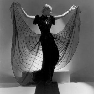Helen Bennett, (Spider Dress)