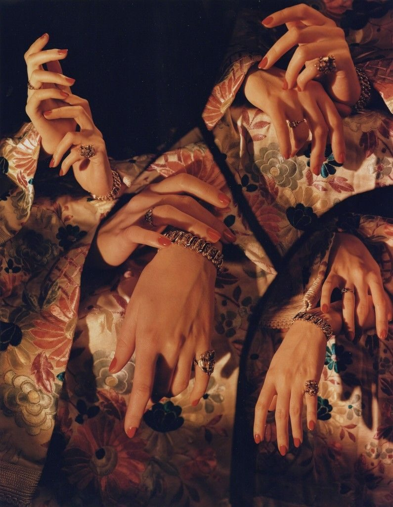 Hands, Hands...(4 pairs)