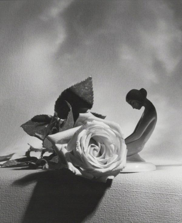 Eva with Rose