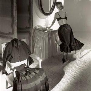 Dior Dress, Petticoat