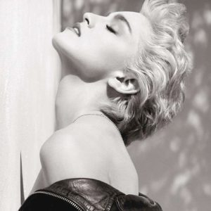 "Madonna, Hollywood ""True Blue"""