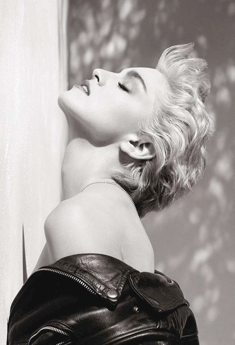 "Madonna, Hollywood ""True Blue"""