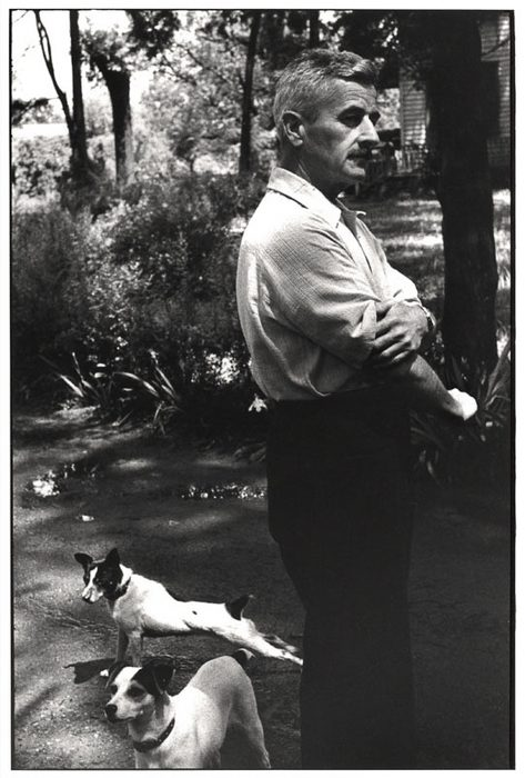 William Faulkner, Oxford, MS