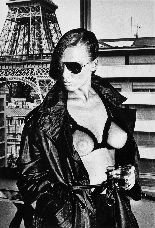 Gunilla Bergström, Paris