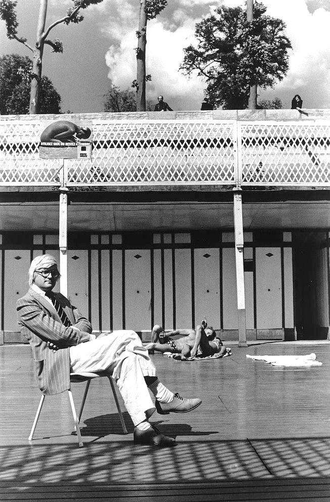 """""""David Hockney"""