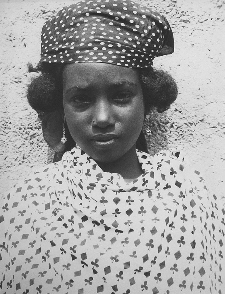 Unidentified woman French Cameroon