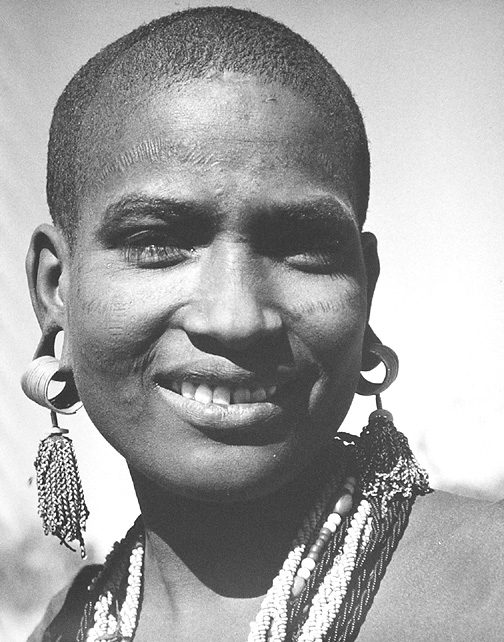 Unidentified woman Native of Tanganyika