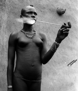 Unidentified Woman, Benin