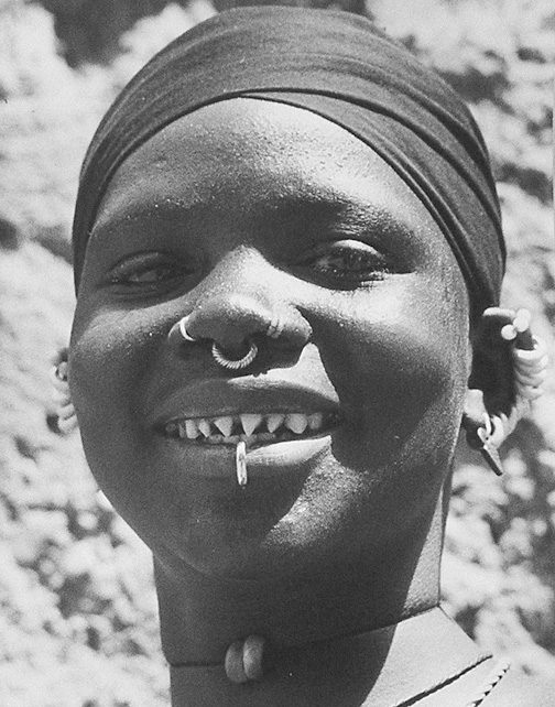 Dogon Native of Sangha Mali, West Africa