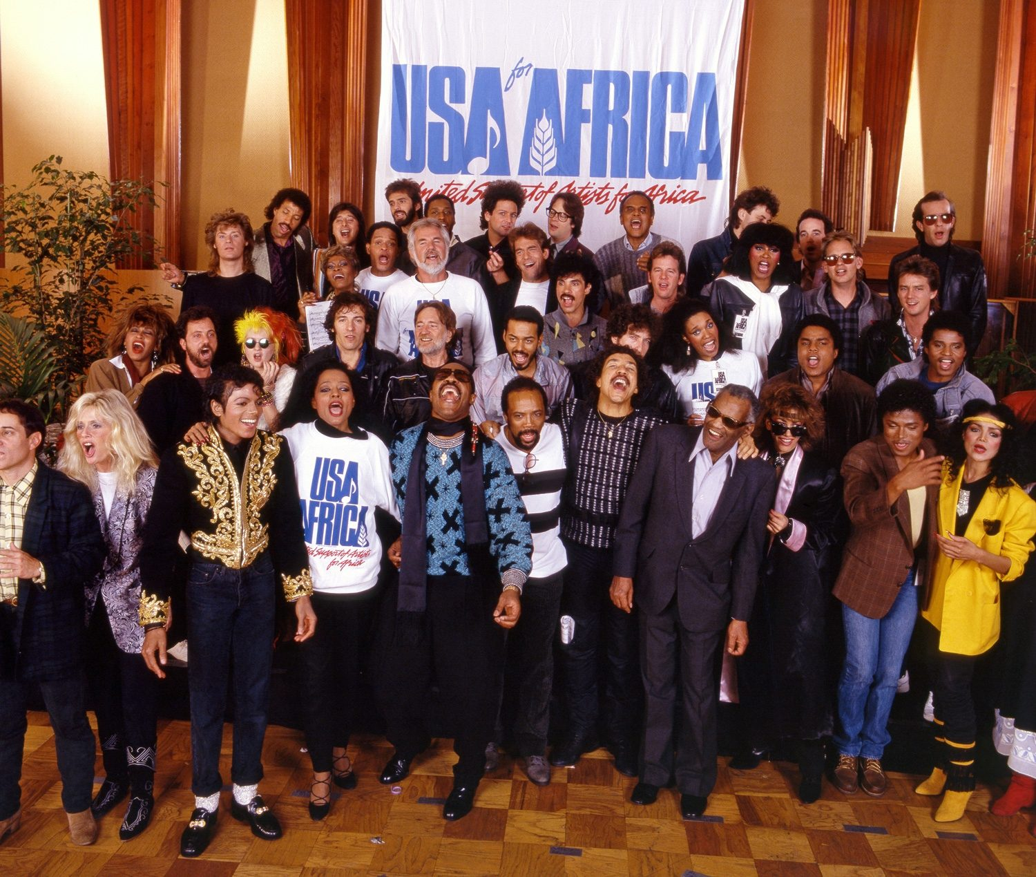 USA for Africa 2