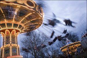 Tivoli Sky Ride, Copenhagen