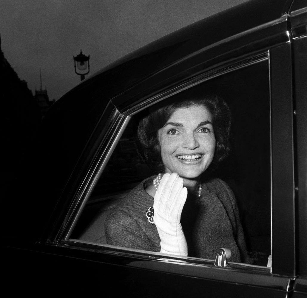 Jackie Kennedy, London