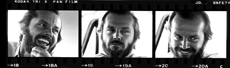 Jack Nicholson Times 3