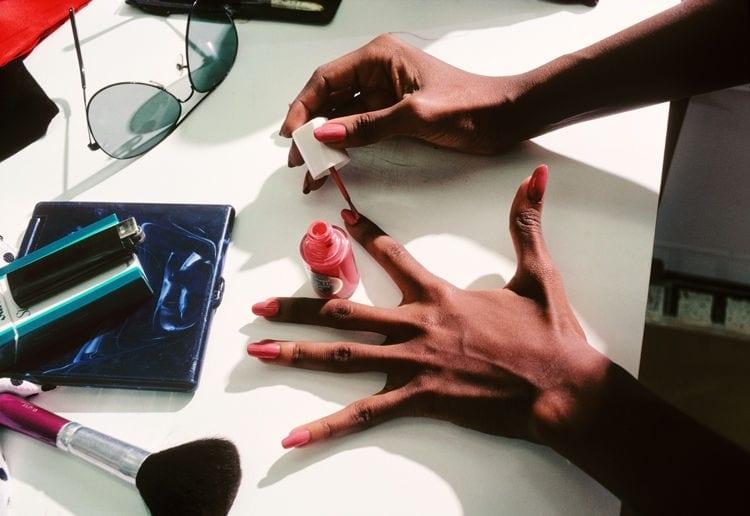 Iman's Hands