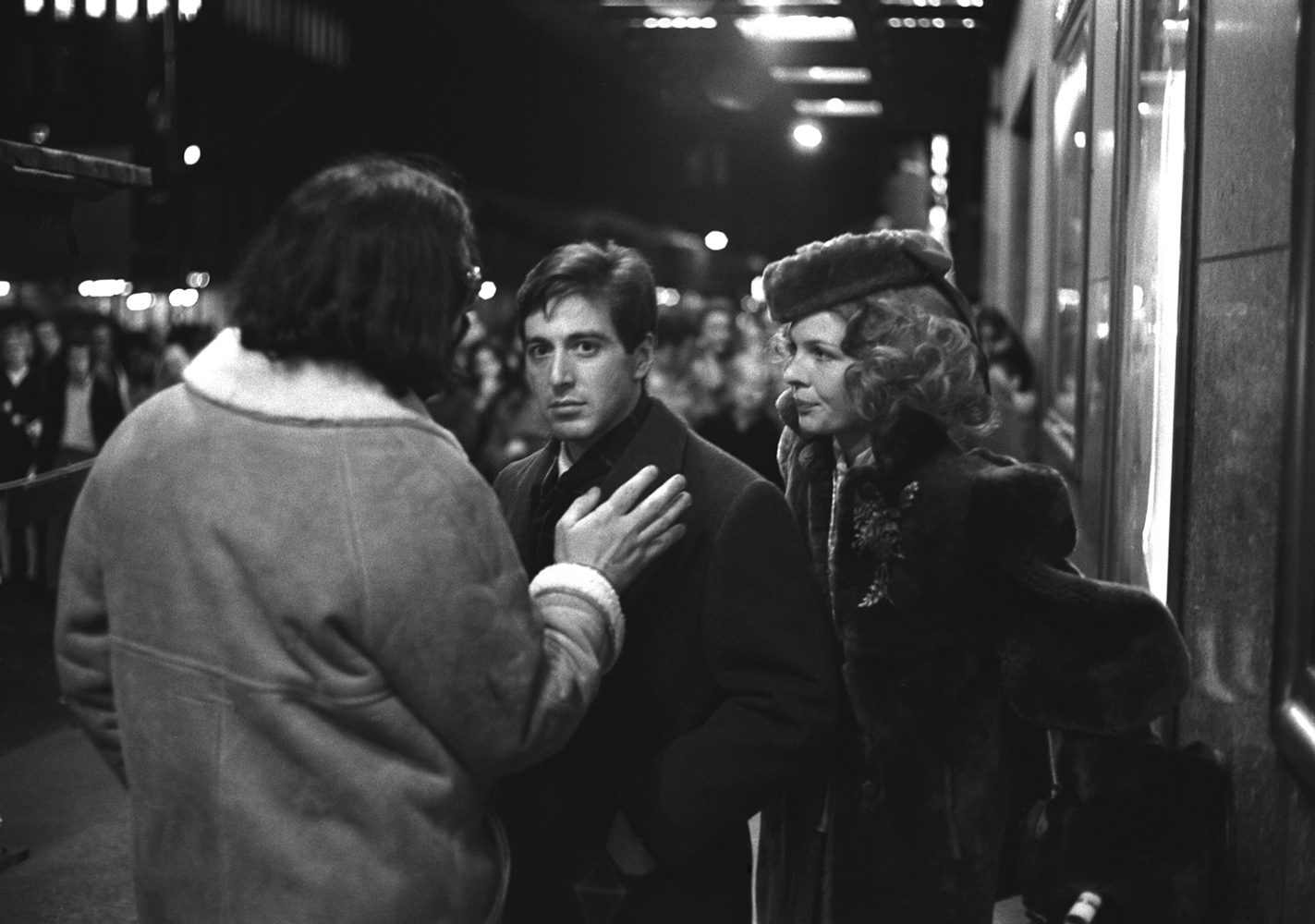 Godfather Pacino, NYC