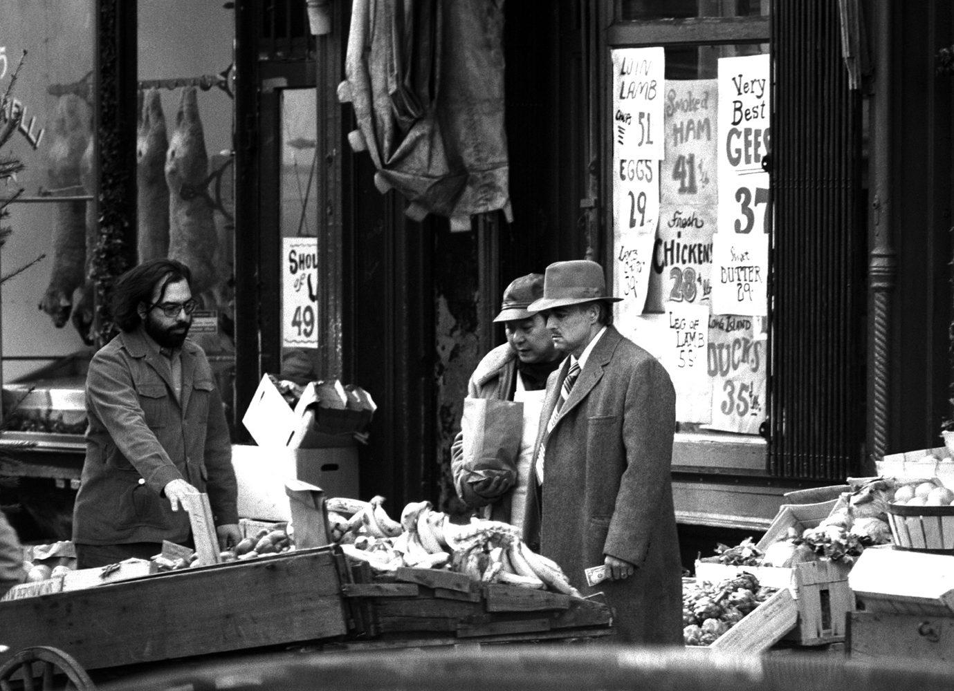 Godfather Brando, NYC