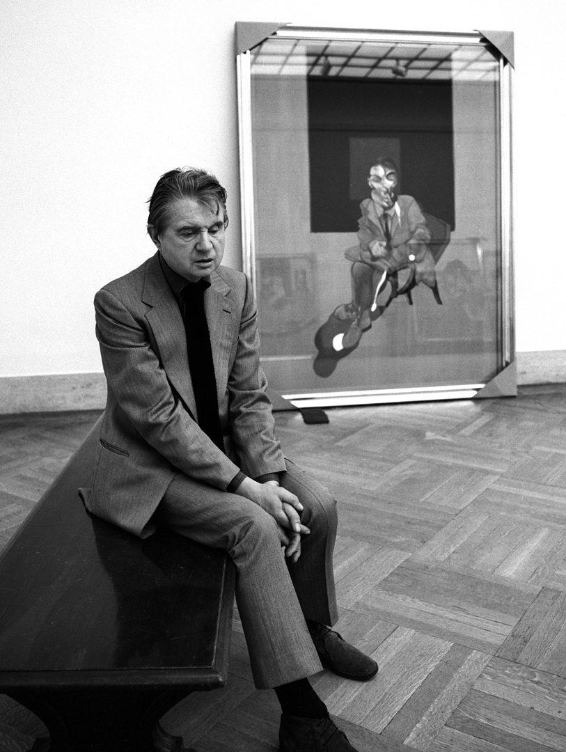 Francis Bacon, Metropolitan Museum, NYC