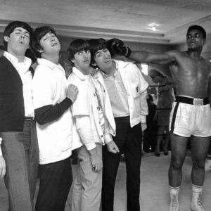 Ali Hits George, Miami