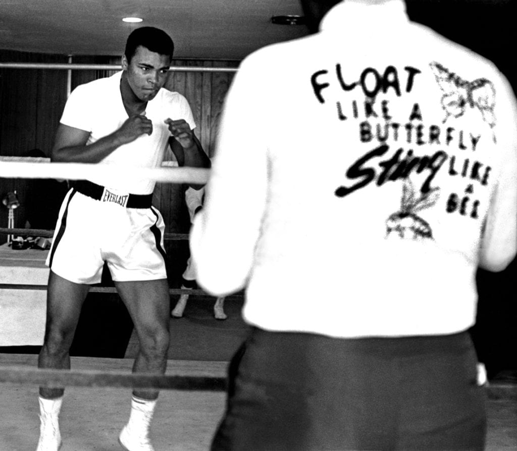 Ali Float Like a Butterfly, Miami