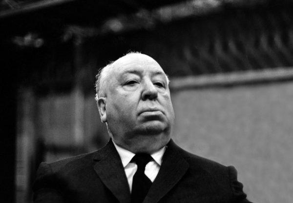 Alfred Hitchcock Portrait, LA