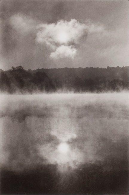 Mist on the River, Ringoes, NJ