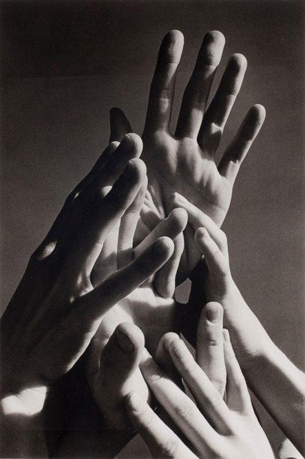 Aspiring Dancers' Hands - NYC