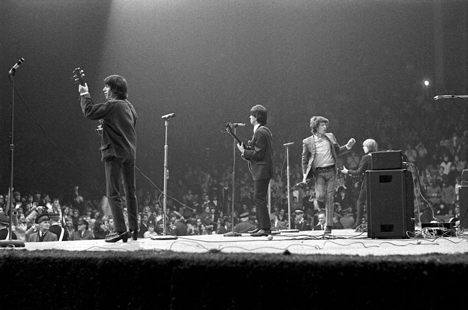 Stones, Cuban Heels, USA Tour