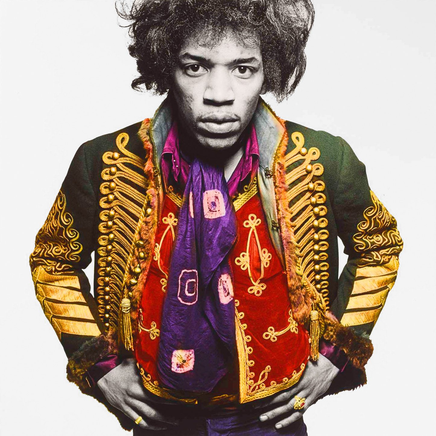 Jimi Classic Colour, Mason's Yard Studio, London