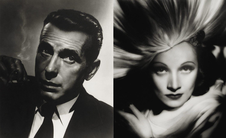 Portfolio - Humphrey Bogart & Marlena Dietrich