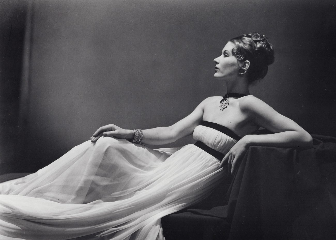 Lisa, Vionnet Dress
